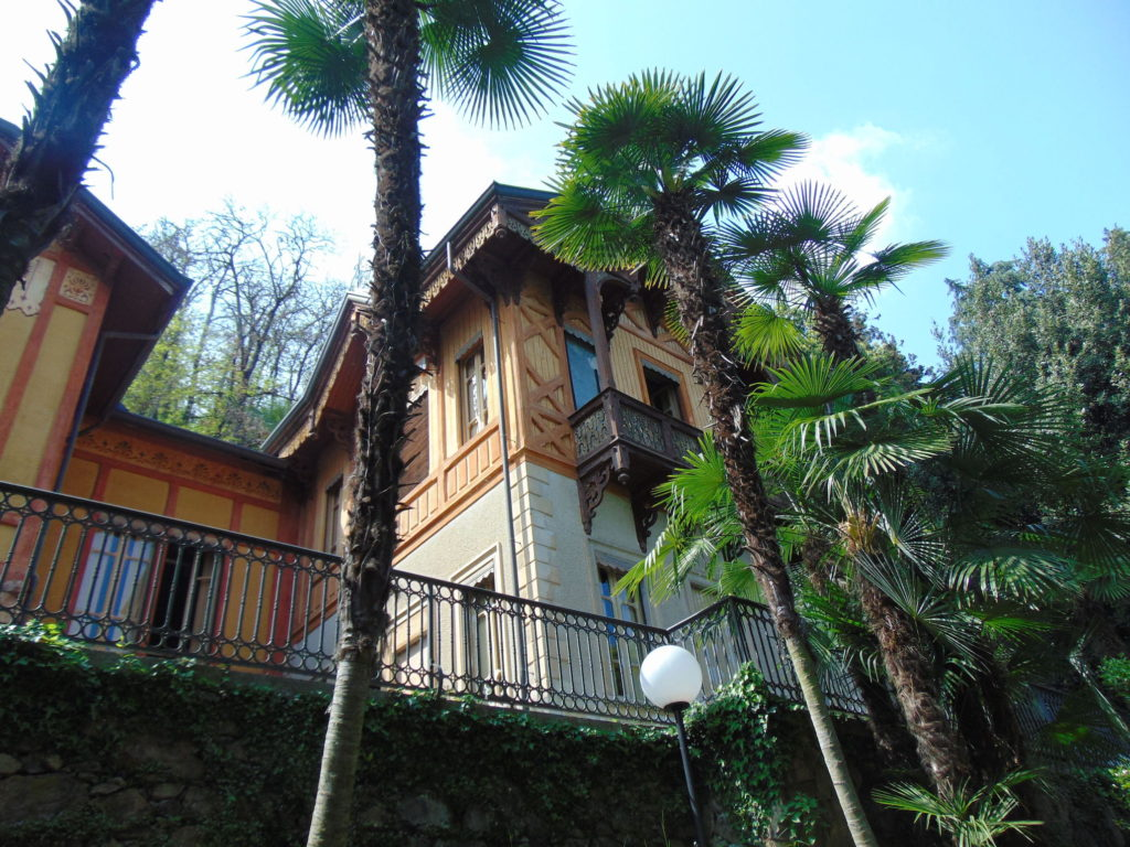 chalet museo meina