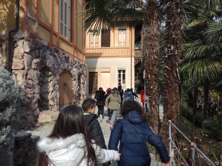 Scuole in visita invernale al Museo Meina