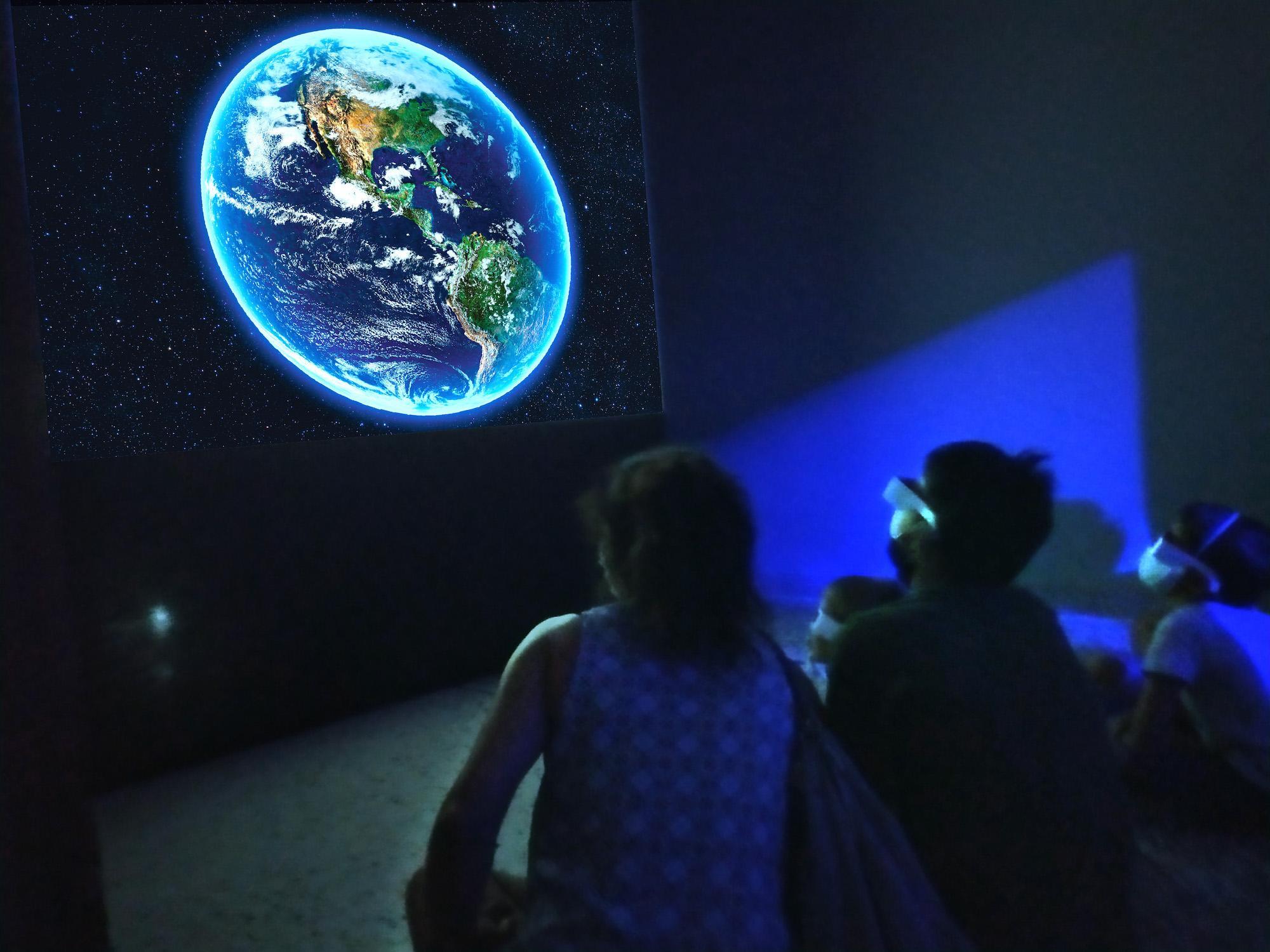 w IMAGO sala spazio Museo Meina