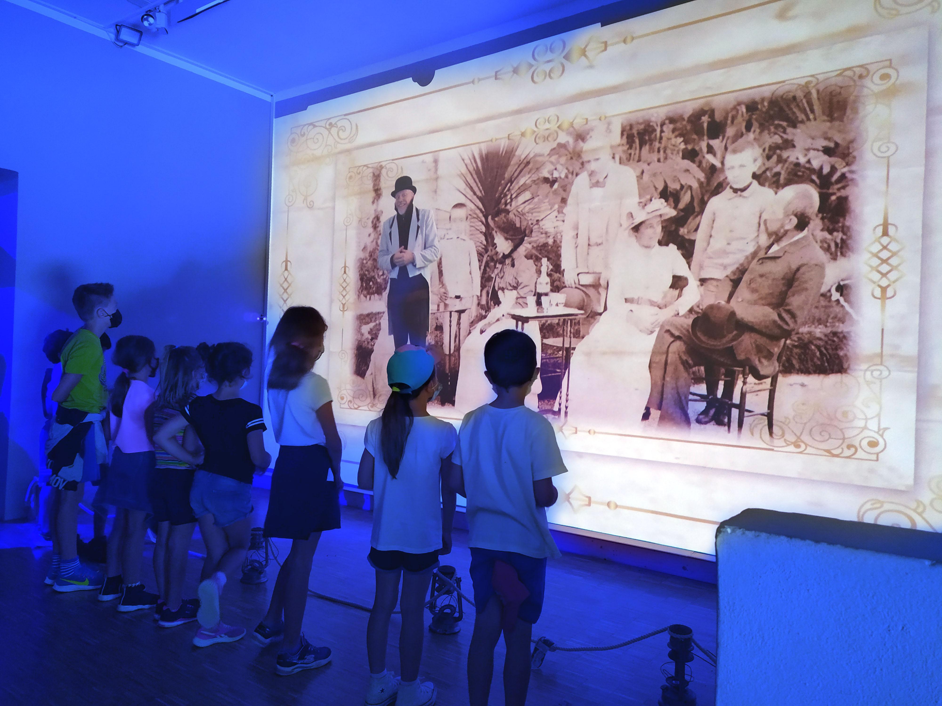 Imago viaggio multimediale 4D Museo Meina